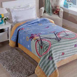 Cobertor_-_Manta_Jolitex_Raschel_-_Jolitex_Bicicleta