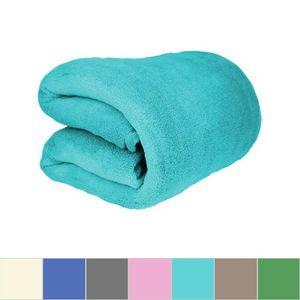 Cobertor-manta-solteiro-microfibra-corttex-azul