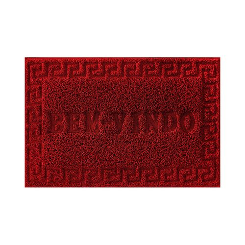 tapete-capacho-vinil-bem-vindo-bella-casa-vermelho
