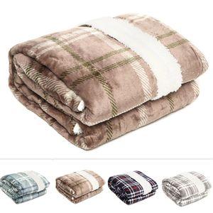 cobertor-manta-microfibra-casal-escocia-bege