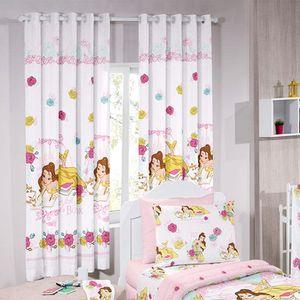 cortina-infantil-princesa-bela-santista