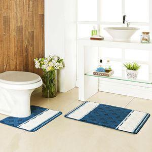 Jogo-Tapetes-Para-Banheiro-Devore-Geometrico-Andreza-Marinho