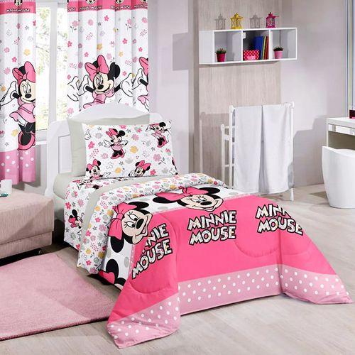 jogo-cama-infantil-minnie-santista-happy