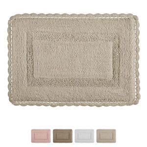 Tapete-Croche-Retangular-100-Algodao-Kacyumara-Bege