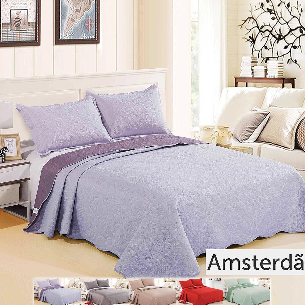 cc73f77195 Kit Colcha   Cobre Leito Casal Ultra Soft - Sultan - emporiodolencol