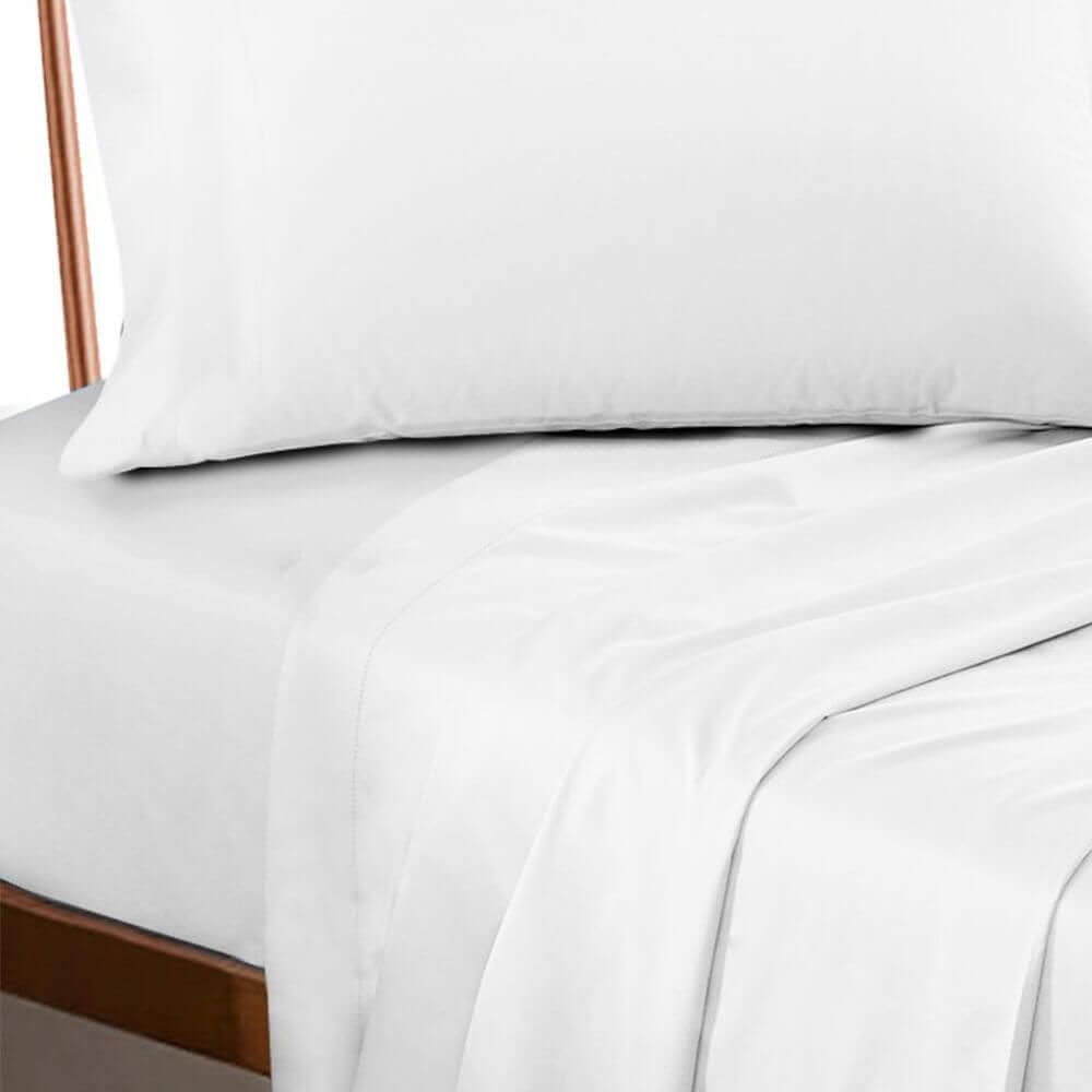 f57142a854 Lençol Casal sem Elástico Avulso 200 Fios - Premium - emporiodolencol