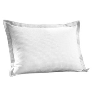 Protetor-Porta-Travesseiro-Piquet-Liso-Dohler-Branco