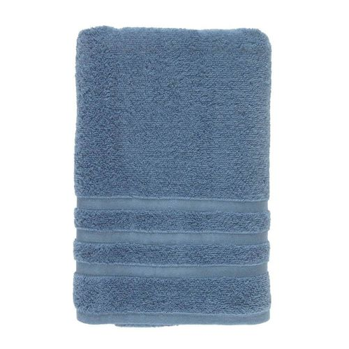 Toalha-de-Banho-Gigante-em-Algodao-Safira-Karsten-Azul-Crepusculo