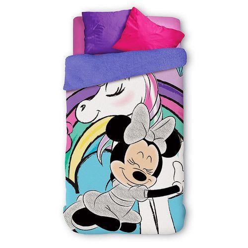 cf0dc4e1c Cobertor / Edredom Infantil Minnie Fleece - Lepper - emporiodolencol
