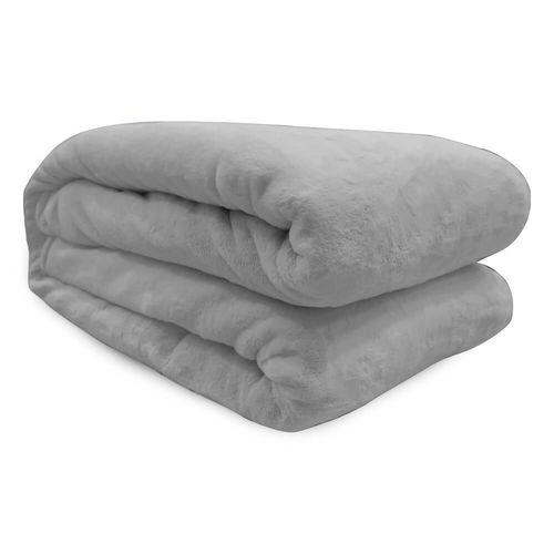 Cobertor-de-Microfibra-Solteiro-St-Moritz---Andreza-Cinza